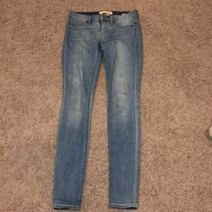 Ditto low rise jeggings
